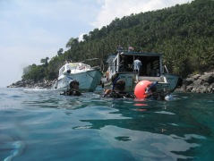 2008-04-14 PADI Open Water Diver - Pulau Aur - Malaysia (22)