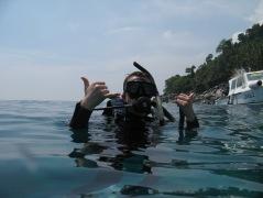 2008-04-14 PADI Open Water Diver - Pulau Aur - Malaysia (23)