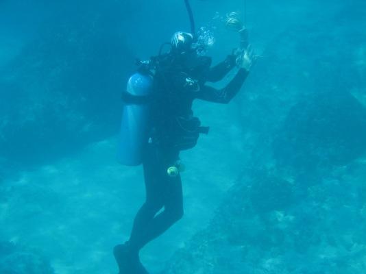 2008-04-14 PADI Open Water Diver - Pulau Aur - Malaysia (24)