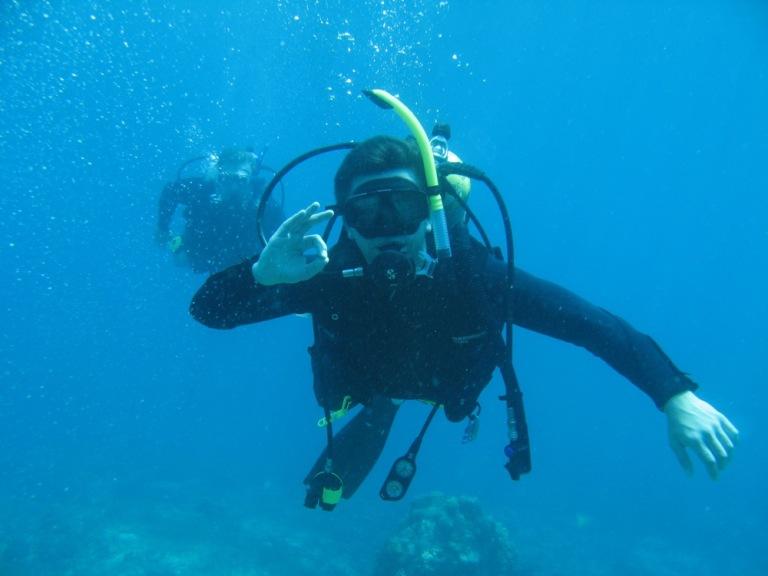 2008-04-14 PADI Open Water Diver - Pulau Aur - Malaysia (25)