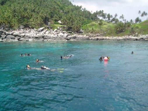 2008-04-14 PADI Open Water Diver - Pulau Aur - Malaysia (37)