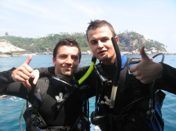 2008-04-14 PADI Open Water Diver - Pulau Aur - Malaysia (38)