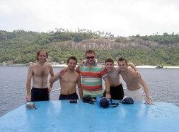 2008-04-14 PADI Open Water Diver - Pulau Aur - Malaysia (39)