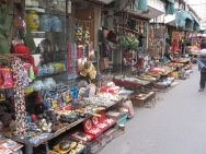 Shanghai - Sightseeing - Antique Market (1)