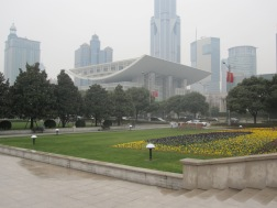 Shanghai - Sightseeing - Grand Theater (1)