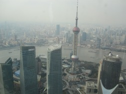 Shanghai - Sightseeing - Jinmao Tower (2)