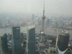 Shanghai - Sightseeing - Jinmao Tower (2)