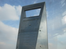 Shanghai - Sightseeing - Jinmao Tower (5)