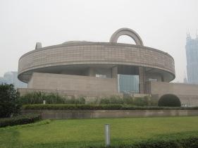 Shanghai - Sightseeing Museum