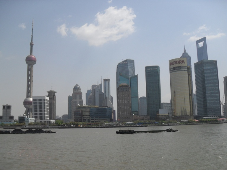 Shanghai - Sightseeing - Skyline (6)