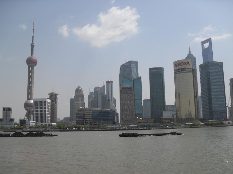 Shanghai - Sightseeing - Skyline (6)