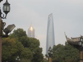 Shanghai Sightseeing - Yu Garden (2)