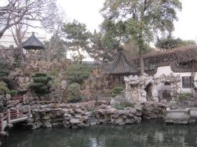 Shanghai Sightseeing - Yu Garden (4)
