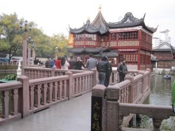 Shanghai Sightseeing - Yu Garden