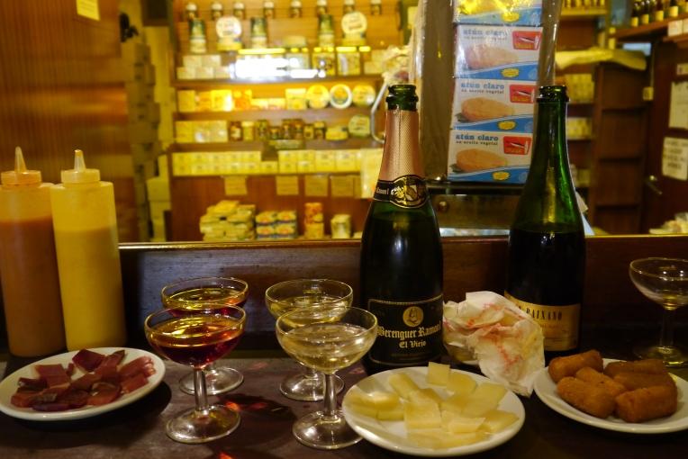 Benschilada Barcelona Champagneria Can Paixano (3)
