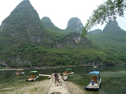 Benschilada Sightseeing Yangshuo - Guilin (23)