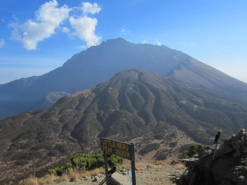 Mount Meru Tansania