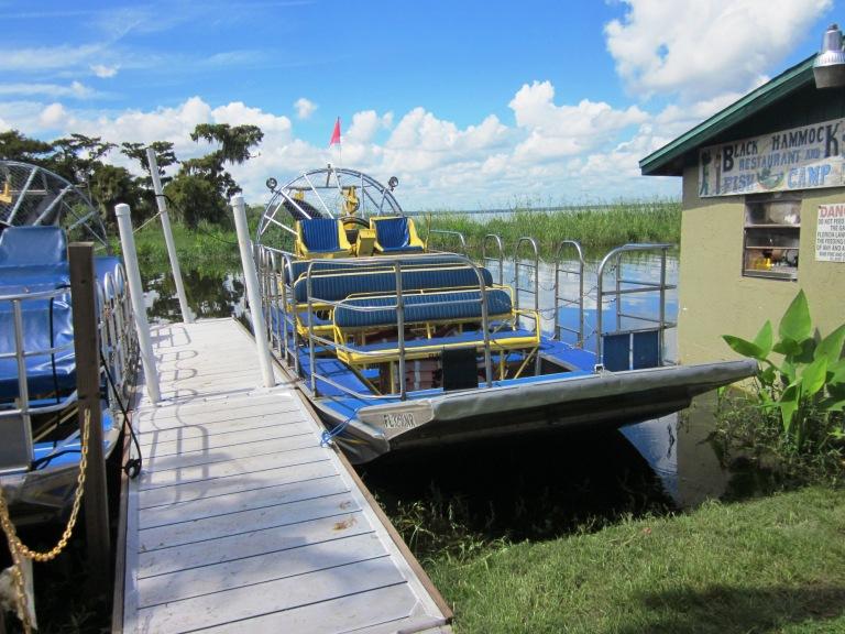 Benschilada Sightseeing Floria (1) Airboat Orlando