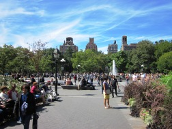 Washington Square Park - Walking Tour Greenwich Village