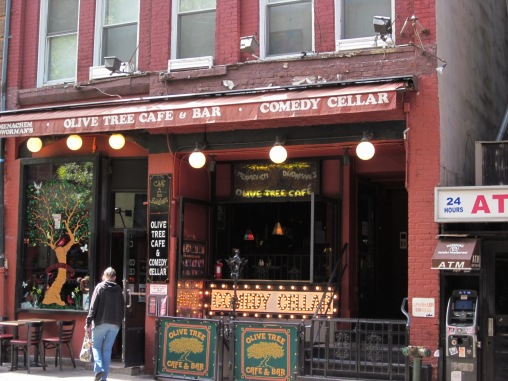 Comedy Cellar - Walking Tour Greenwich Village