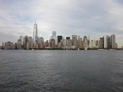 Benschilada Sightseeing New York (21) Skyline Manhattan
