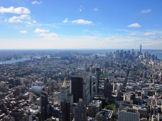 Skyline New York - Empire State Building