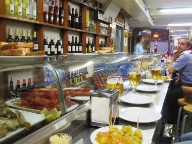 Sightseeing Barcelona (10) Tapas