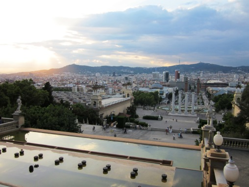 Sightseeing Barcelona (2)