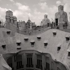 Sightseeing Barcelona Casa Mila