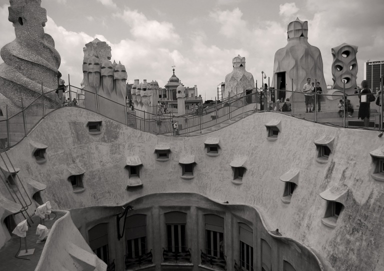 Sightseeing Barcelona Casa Mia