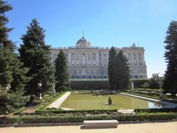 Benschilada Sightseeing Madrid (10) Jardines de Sabatini