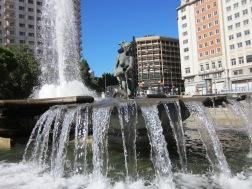 Benschilada Sightseeing Madrid (11) Plaza de Espana