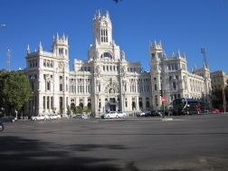 Benschilada Sightseeing Madrid (12) Plaza de Cibeles