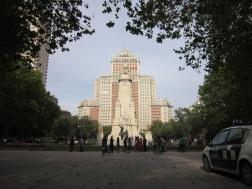 Benschilada Sightseeing Madrid (32) Plaza de Espana