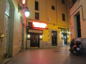 Benschilada Sightseeing Madrid (39) Chocolateria San Gines