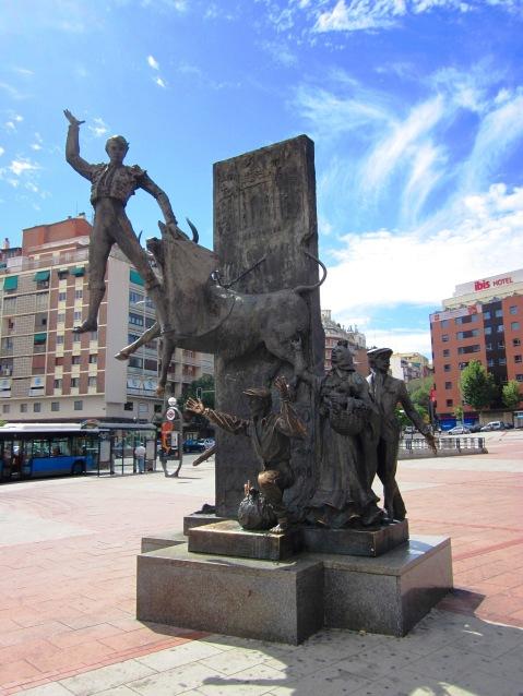 Benschilada Sightseeing Madrid (41) Plaza de Toros