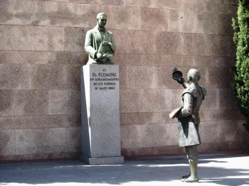 Benschilada Sightseeing Madrid (42) Plaza de Toros