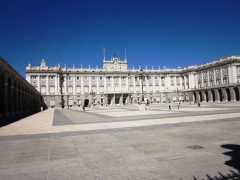 Benschilada Sightseeing Madrid (5) Palacio Real