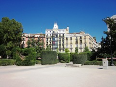Benschilada Sightseeing Madrid (8) Plaza de Oriente
