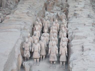 Xian Terrakotta Armee - Benschilada (23)