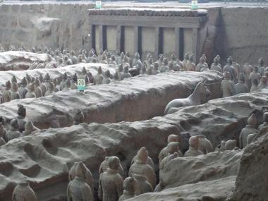 Xian Terrakotta Armee - Benschilada (24)