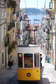 Elevador la Bica, Lisboa