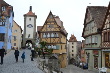 Rothenburg - Ostern 2015