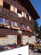 Wannenkopfhütte im Allgäu