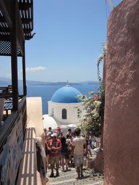 Santorini - Oia - Fira - Thera