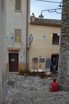 Posada, Castello della Fava