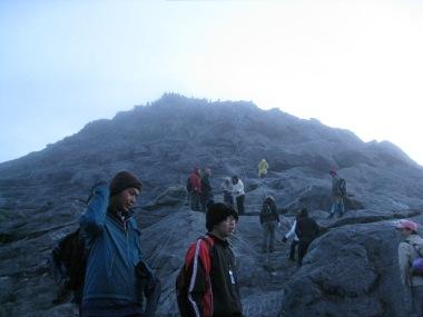 Malaysia - Climbing Mount Kinabalu (19)