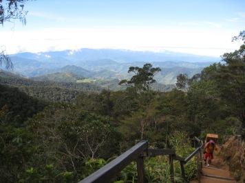 Malaysia - Climbing Mount Kinabalu (2)