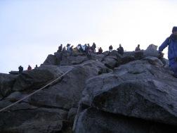 Malaysia - Climbing Mount Kinabalu (22)