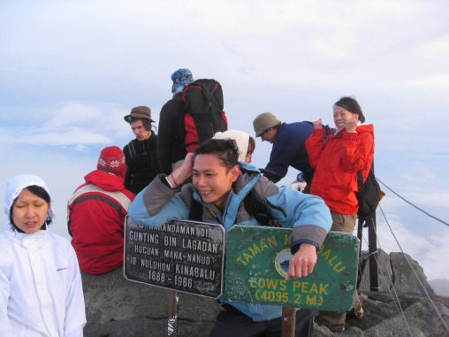 Malaysia - Climbing Mount Kinabalu (24)